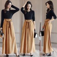秋装新款女连衣裙长袖韩版时尚修身时髦假两件套装裙子春秋款