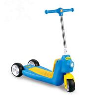 儿童滑板车蛙式童车宝宝踏板车滑轮车儿童玩具