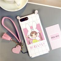 iphonex�O果xr手�C��iphone 8plus兔耳朵x少女7p日系6s女款xs max iPhoneXs Max