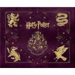 【预订】Harry Potter: Hogwarts Deluxe Stationery Set