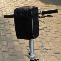 折叠自行车车头包代驾电动车电池包特大号挂包大容量车前包车把包