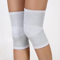 秋冬羽毛球篮球护膝保暖运动跑步膝关节防寒加绒加厚男女膝盖保暖