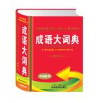 唐文 成语大词典(缩印本)