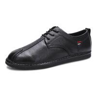 新款男鞋秋冬男士皮鞋休闲皮鞋男英伦休闲鞋男鞋子