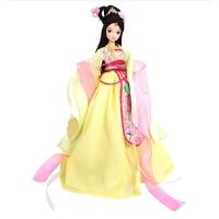 手工可儿娃娃中国神话织女孩玩具儿童礼物洋娃娃