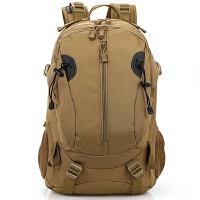 七夕礼物背包双肩男户外旅行背包休闲双肩包大容量 欧美时尚女中学生书包