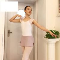 芭蕾舞裙带短裤练功演出裙裤舞裙体操训练跳舞服