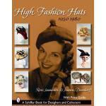 【预订】High Fashion Hats, 1950-1980