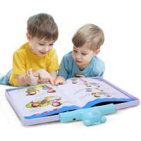 儿童点读笔机中英文学习有声挂图0-3-6岁玩具拼音宝宝