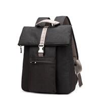 苹果电脑包双肩女15.6寸男13.3 14寸笔记本电脑背包书包防盗