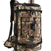 双肩包男旅行大背包户外运动出行包大容量多功能防水实用登山包