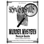 【预订】Suspects & Sleuth's Murder Mystery Design Guide: A Guid