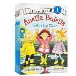 I can read Amelia Bedelia糊涂女佣12本套装 女孩爱Amelia Bedelia Joins