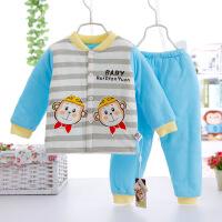 卡童乐比乐 2016冬款童装儿童男童棉衣棉服加棉南极棉套 童套装