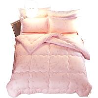 被子冬被芯加厚保暖冬季棉被学生宿舍单人双人春秋空调被褥 冬被4斤