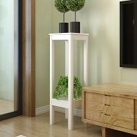 实木花架花几阳台花盆架现代简约客厅落地式绿萝吊兰盆景小木架子