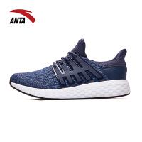 安踏男鞋跑鞋 2018新款透气耐磨轻跑鞋网面透气户外男士运动鞋91815555