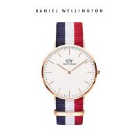 DanielWellington丹尼尔惠灵顿 dw手表男 40mm织纹时尚石英腕表