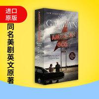 美国众神 美剧封面版 英文原版 American Gods TV tie in edition by Neil Gai