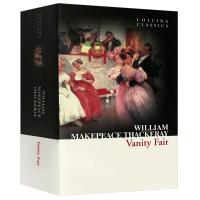 Vanity Fair 名利场 英文原版 柯林斯经典世界文学名著 Collins Classics 进口英语小说书籍 英
