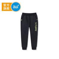 【1件3折到手价:59.7】【线下同款】361度男童长裤冬季新品K51843551