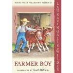 Farmer Boy 小木屋的故事系列3:农庄男孩(全彩,平装) ISBN9780060581824