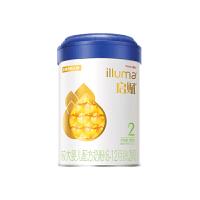 惠氏启赋(Wyeth illuma)2段奶粉 爱尔兰进口 6-12月较大婴儿配方 900克(罐装)