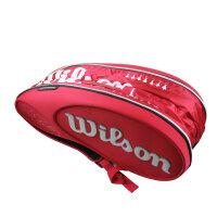 Wilson/威尔胜Wilson Federer Ltd. Edition 9支装网球包 WRZ681309