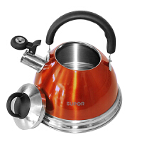 苏泊尔304不锈钢水壶鸣笛烧水壶自动加厚4L燃气电磁炉通用SS40R1