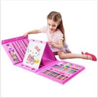 儿童画笔蜡笔水彩笔套装创意生日礼物画画绘画工具美术礼品