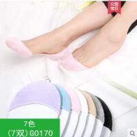 女士船袜户外新品薄款低帮浅口隐形袜子侧空防滑打底袜套透气吸汗棉袜
