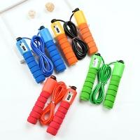 跳绳中考专用跳绳儿童计数健身绳子体育用品花样运动器材