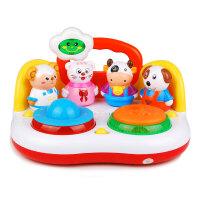 婴幼儿玩具 卡通动物牧场早教机玩具音乐故事机宝宝儿童早教益智礼盒装生日礼物
