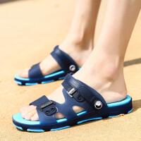 男童凉鞋学生亲子鞋儿童沙滩鞋大童凉鞋中童拖鞋夏季韩版男童鞋