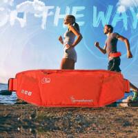 腰包户外运动腰包防水手机收纳包跑步男女多功能腰带竞速300 支持礼品卡支付