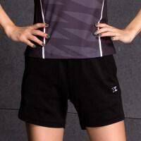 运动短裤女男户外跑步健身羽毛球服裤子乒乓球裤宽松舒适透气速干