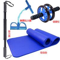 健身器材套装组合家用男女锻炼胸肌握力棒臂力器体育用品瑜伽垫