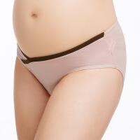 享受孕 孕妇内裤产妇托腹大码低腰内裤U型纯棉内裆孕期孕后短裤