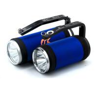 强光手电筒防爆防水手提式探照灯RJW7102A/LT 7101充电器