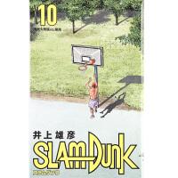 现货 日版 灌篮高手漫画新版 SLAM DUNK 新装再�版 10