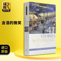 41 Stories 欧亨利41个短篇小说集 英文原版 41个经典名著故事 The Gift of the Magi麦琪