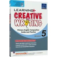 【首页抢券300-100】SAP Learning Creative Writing Workbook 5 学习系列小学