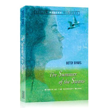 夏日天鹅The Summer of the Swans英文原版小说 纽伯瑞金奖 Betsy Byars贝茜·拜厄斯 Puffin Classics 儿童文学小说 课外故事读物 Betsy Byars贝茜·拜厄斯 Puffin Classics 儿童文学小说 课外故事读物