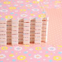 男孩泡沫地垫卧室家用大号加大厚可爱拼接田园欧式家用粉色榻榻米地垫 爬行垫子