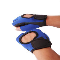 户外运动护腕手套 专业健身手套 运动手套防滑手套 哑铃手套 防滑