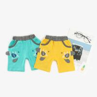 本印苏拉 夏季新款儿童短裤平角韩版��嚎阕� 儿童 童裤卡通潮童装