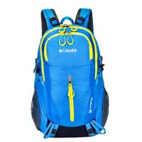 户外尖锋 支架户外登山包 情侣双肩包 配防雨罩旅行包 徒步登山包
