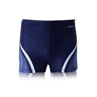 泳裤新款时尚男式平角游泳裤 男游泳衣 加大码温泉男士泳装 支持礼品卡支付