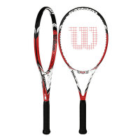 Wilson/威尔胜Wilson Steam 99 专业 单人 网球拍 锦织圭/古尔比斯/哈勒普使用 碳纤维WRT71