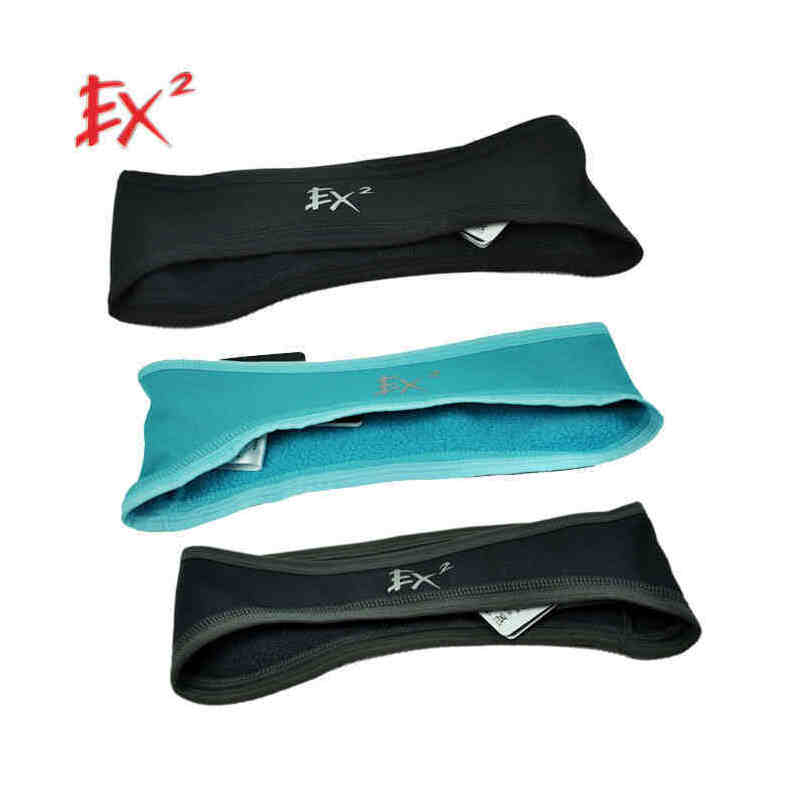 EX2/伊海诗 足球发带 男女士中性款 抓绒透气 洗脸发带TR11W58